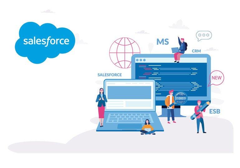 Salesforce Development Services UK