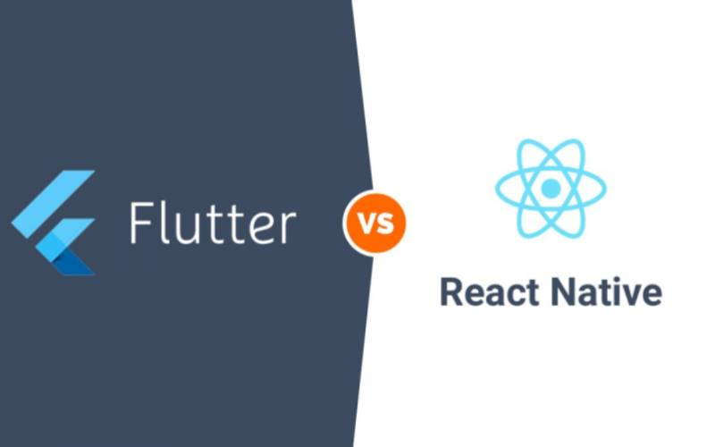 Flutter vs. React Native – What to Choose for your App in 2021?
