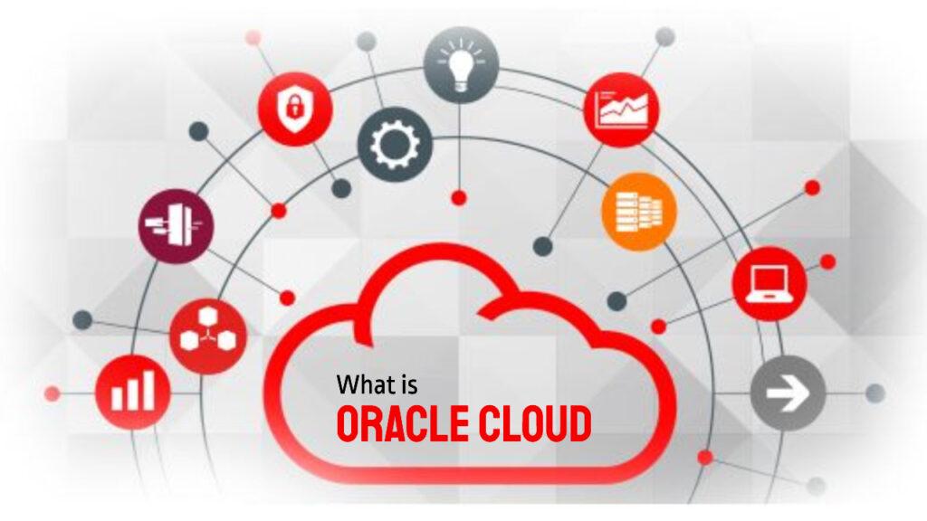 what is oracle cloud